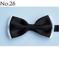 Wholesale bowties tie knots men s ties bow tie black tie necktie men bow ties men s ties ties