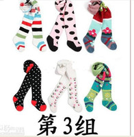 Wholesale 18pcs Yuelinfs busha girl s pants socks stockings trousers kids pantynose Leggings panty hose
