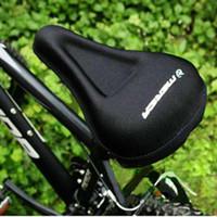 Leather mda - New Bike Bicycle Soft Gel Saddle Seat Cover Cushion Mda amp GIANT