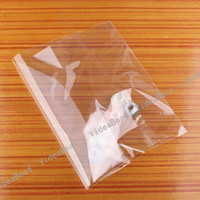 Wholesale 200 Clear Self Adhesive Seal Plastic Bags Opp Packing Bag Fit Jewelry x19cm