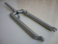 Wholesale Titanium MTB Bicycle Fork V brake only