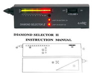 Wholesale V2 professional Diamond Tester Gemstone Selector Tool Audio with tracking No