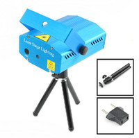 Wholesale Hot sale Projector Holographic Laser Star Stage DJ Lighting Mini New