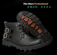 advance shoe boot - Advanced Men ankle boots genuine cowhide vamp warm inner casual leather shoes fast
