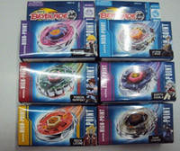 Wholesale 10Pcs Hot Sales novelty games Beyblade Beyblade spin top toy beyblade metal fusion Mixed series