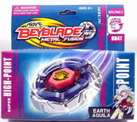 Wholesale 48Pcs Hot Sales novelty games Beyblade Beyblade spin top toy beyblade metal fusion Mixed series