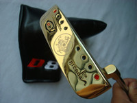 Wholesale Grenda D8 golf putters with steel shaft total