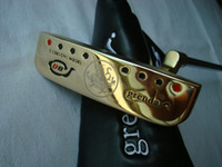 Wholesale 2011 New golf putter Grenda D8 putters China No brand quot inch