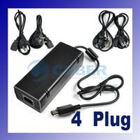 Wholesale New AC Adapter Charger Power Supply Cord For Xbox Slim Power Cord Plug