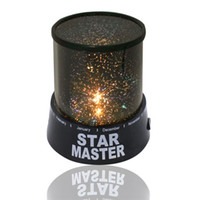 Wholesale Free Shiping Mini Cute Star Master Projector