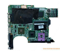 Wholesale dv9500 dv9600 laptop Motherboard for HP DV9000 support Intel CPU