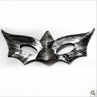 Wholesale good quality Batman Mask Batman Costume Party Mask Cool Holiday Halloween Christmas Supplies