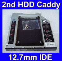 Wholesale 2nd HDD Hard disk drive caddy Adapter for HP Compaq Presario F500 F700 F700 V6000
