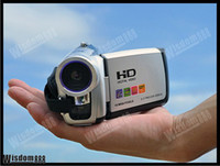Wholesale HD A70 Mega Pixels inch TFT X ZOOM M Memory DSLR Camera Camcorder HD DV A70 with box