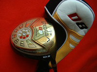 Wholesale Hot Grenda D8 golf driver degree stiff flex golf driver golf club China no brand