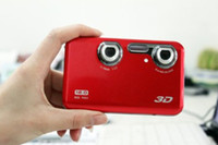 Wholesale New Stylish and Slim Design MP D Camera with Naked Eye D Screen Digital Camera