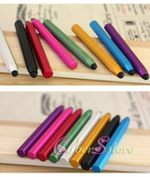 Wholesale 100pcs Large Size Capacitive Touchscreen Stylus touch Pen for iPhone s Ipad Tablet PC