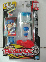 Wholesale Freeshipping Original HASBRO Beyblade Battle Online Hasbro beybalde modle