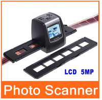 Wholesale 5MP Digital Film Scanner Converter mm USB LCD Slide Negative Photo Scanner quot TFT pc