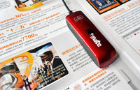 Wholesale Mini Scanner Magicscan with DPI Pictures Articles Name card New Portable Scanner XMAS
