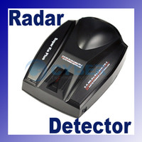 Wholesale Christmas Convenient Full Band Car Radar Detectors Voice for GPS Navigator A381 New