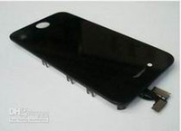 Wholesale For iphone full complete LCD with digitizer touch panel screen glass display good use