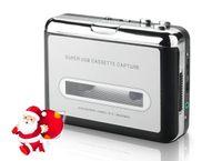 Wholesale New Tape To USB PC Cassette to MP3 Converter Super USB Cassette Capture