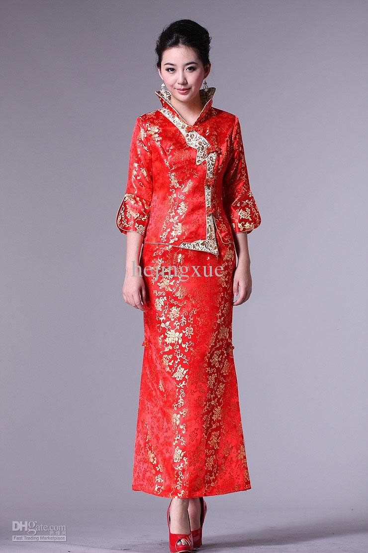 chinese women clothing