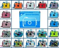 Wholesale 10pcs Waterproof LOMO Camera Diving camera mm Film Camera styles High quality drop shipping