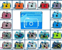 Wholesale 20pcs Waterproof LOMO Camera Diving camera mm Film Camera styles High quality Cest