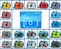 Wholesale LOMO camera Waterprrof Lomo camera candy Diving Lomo camera Beautiful CAM Hot selling drop shipping