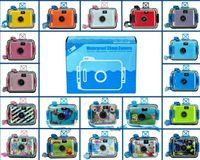 Wholesale 35pcs Waterproof LOMO Camera Diving camera mm Film Camera styles High quality Cest
