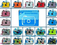 Wholesale 40pcs Waterproof LOMO Camera Diving camera mm Film Camera styles High quality drop shipping