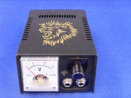 Wholesale 10pcs New Pro Pointer Tattoo Power Supply for Machine Gun Needle Grip Ink Kit P142