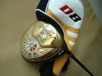 Wholesale China No brand golf New Grenda D8 driver loft stiff flex