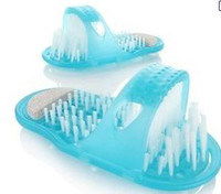 Wholesale New Arrival easyfeet Foot Scrubber Massager Easy Feet No More Bending To Clean You Feet