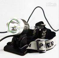 Wholesale High brightness HA III Cree XML T6 LM bicycle lights with charger and