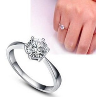 Wholesale CZ Wedding Ring K Assorted Size JR1034
