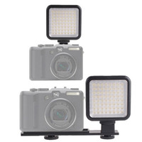Wholesale YONGNUO SYD With LED LM Photo Light for DV Camcorder Lighting Camera Film D620