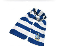 Wholesale 2012 Harry Potter Scarves Movie Fans Favorite School Unisex Striped Gryffindor Scarve