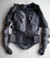 Wholesale 2010 motorcycle Back activities armor black clothing two