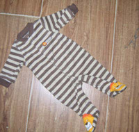 NB-9M baby girl sleepers - Oneises romper Bodysuits baby boys girls Infant Rompers sleeper outfit