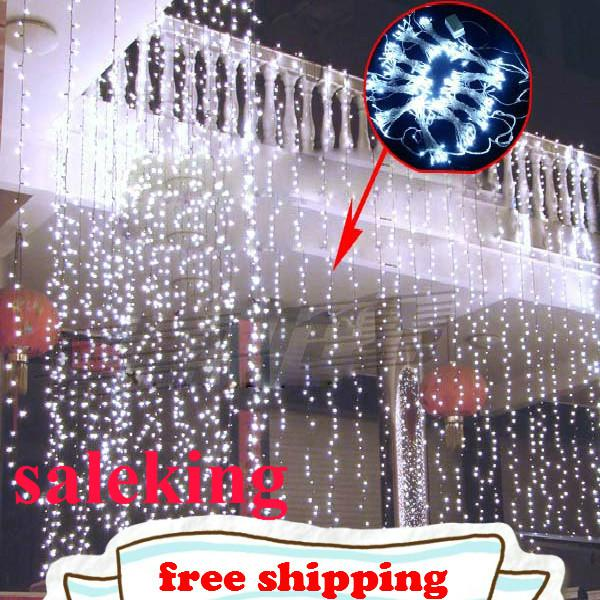 3m Led Wedding Backdrop Lights Christmas Lights Led String Light ...