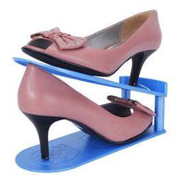 zapato organizador zapatero plástico estante del proveedor autorizado