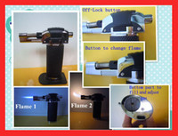 Wholesale Butane Gas Welding Torch Soldering Gun with Adjustable Flames Portable amp Refillable LT1104