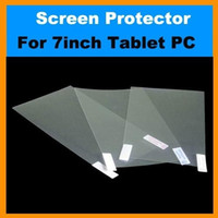 Wholesale LCD Screen Protector Protectors For quot Apad Epad MID Tablet PC inch VIA8650 Android