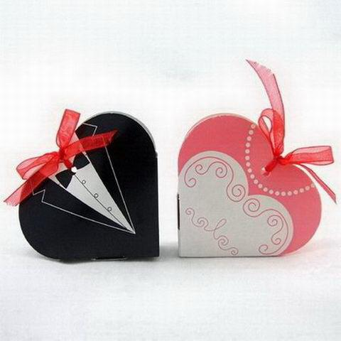 Heart Shaped Favor Boxes Wedding Gift Favor Box Boxes