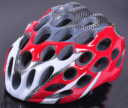 Cycling Cellular Helmet 41 Holes A Integrated Ultralight Racing Bike Helmet