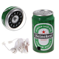 Wholesale new Heineken Drink Can Shaped Wired Telephone KXT