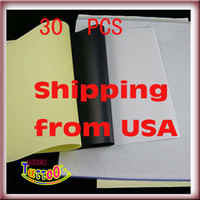 Wholesale Freeshipping High quality Tattoo Stencil Thermal Transfer Paper Supply